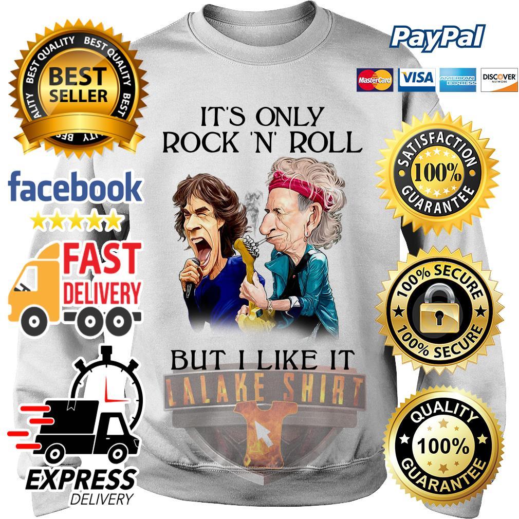 Rolling Stones It's only rock 'n' roll but I like it Sweater
