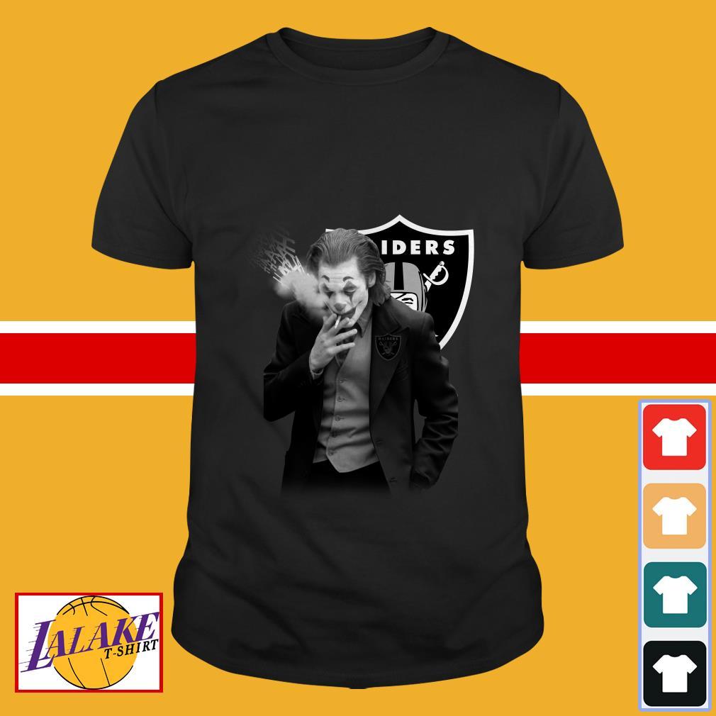 Joker Oakland Raiders shirt