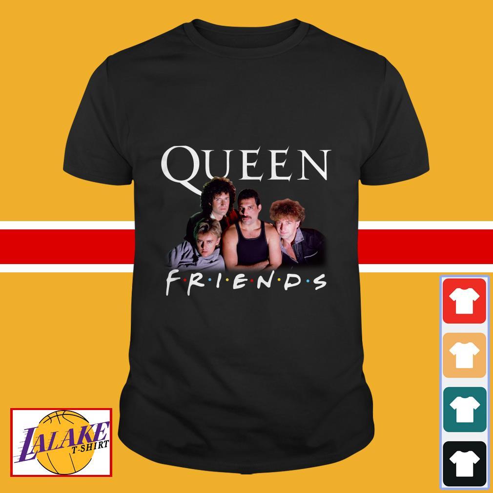 Queen Friends TV show shirt