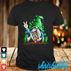 Happy St Patricks Day Gnome Milk Chocolate M&M's Candy shirt