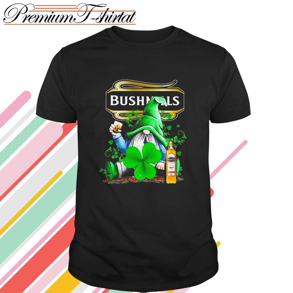 St Patrick's day Leprechaun drinking Bushmills shirt