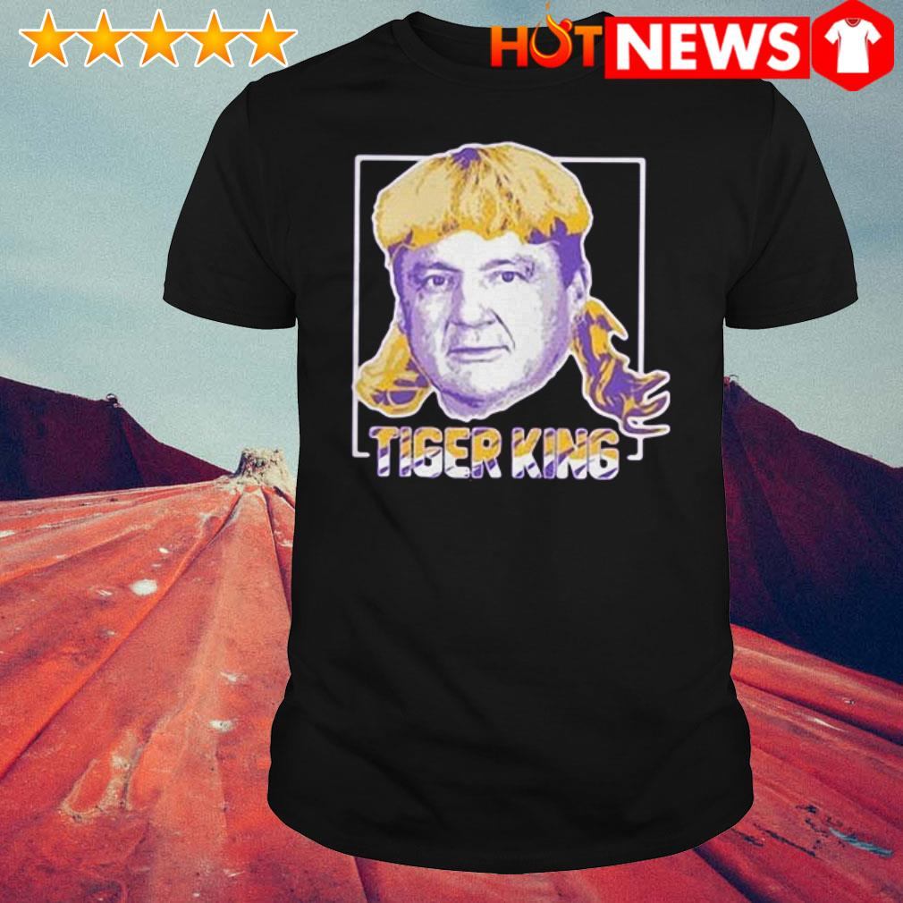 Joe Exotic Tiger King shirt