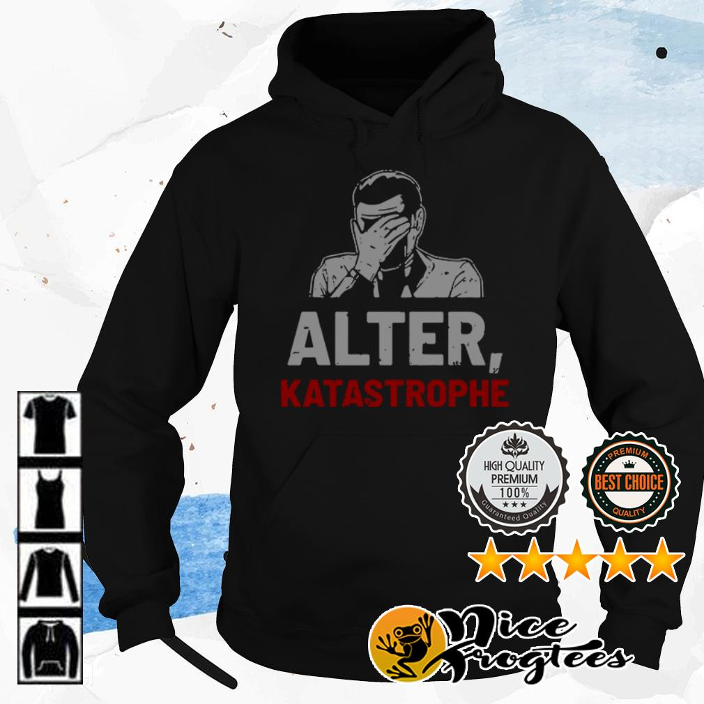 Official Alter Katastrophe shirt
