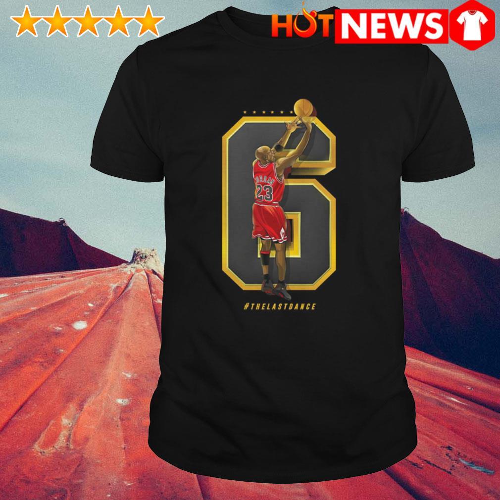 Chicago Bulls Michael Jordan 23 #thelastdance shirt