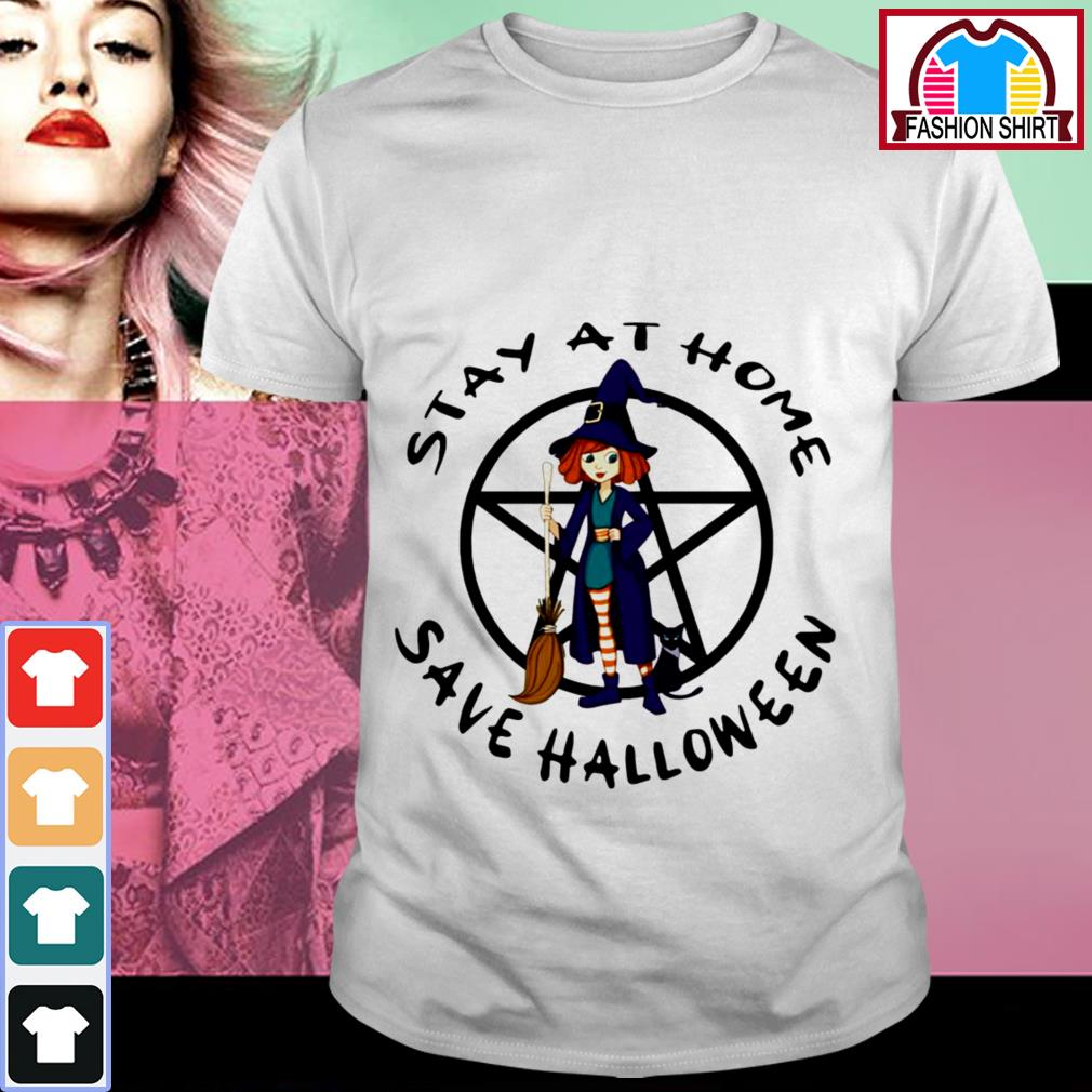 Official Stay at home save Halloween shirt by tshirtat store