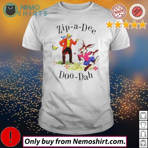 Disney Splash Mountain Zip-a-Dee Doo-Dah shirt