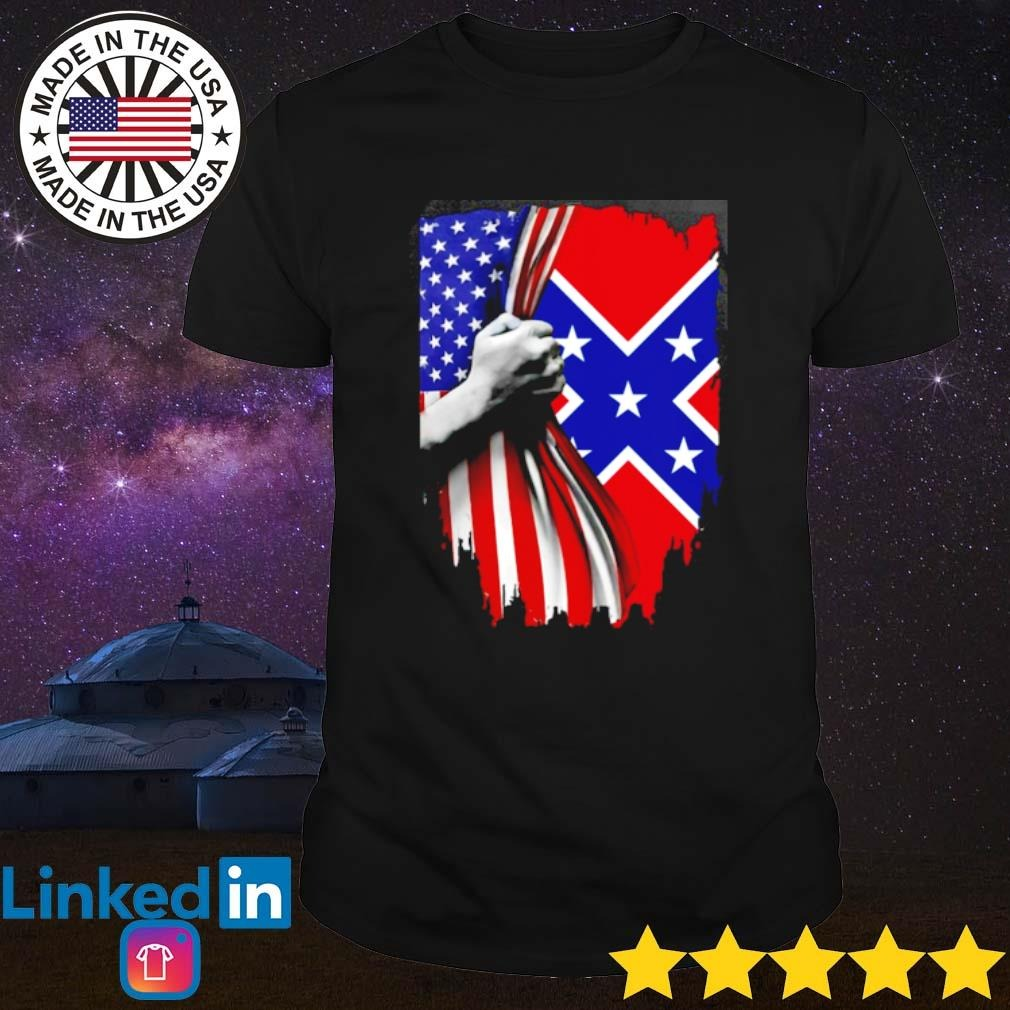 Southern United States Flag shirt