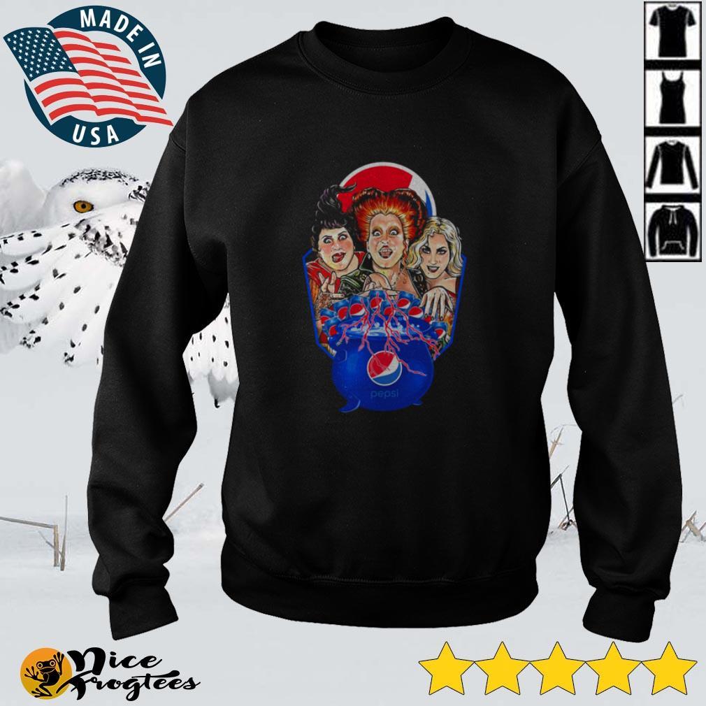 Hocus Pocus Pepsi Halloween shirt