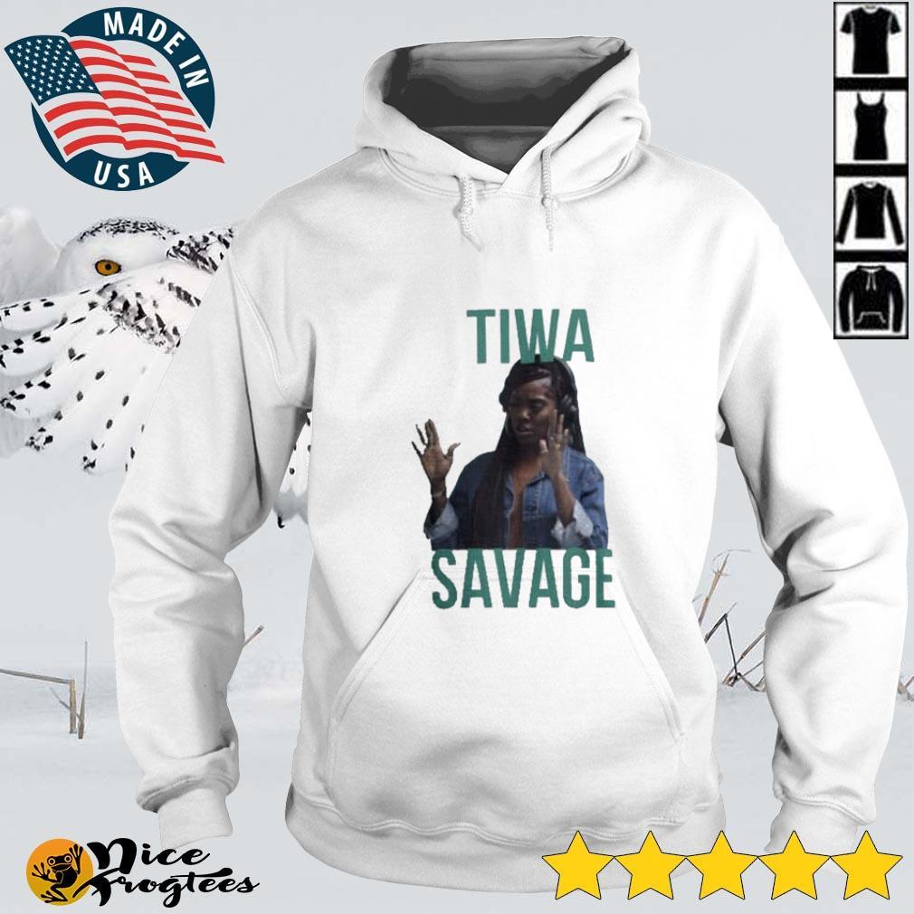 Tiwa Savage shirt