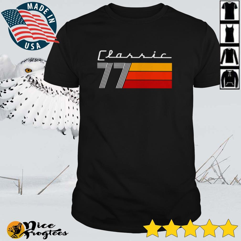 Top Classic 77 vintage shirt