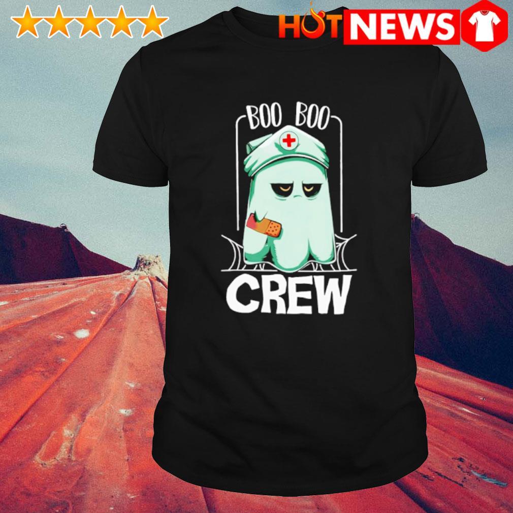 Nurse boo boo crew shirt